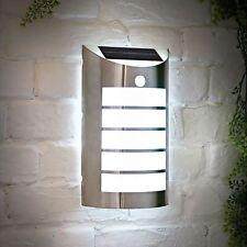 Motion Sensor Security 2 in 1 Outdoor LED Solar Powered Soho Wall Light Lights