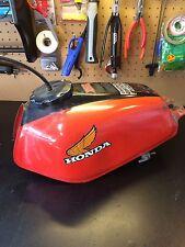 Honda XR Motorcycle Gas Tank Fuel XR200? XR400? XR500? 1982 Dirtbike Xl