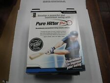 Lot Of 3 Pure Hitter Pro Wade Boggs Swing Analysis Software 010617jh
