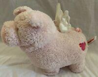 "Aurora World Pigasus Pig Stuffed Plush 9"" 2014"