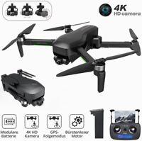 Holy Stone 5G FPV RC GPS Drohne mit 4K HD Kamera Dual Gimbal Quadrocopter Drone