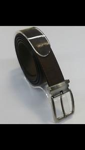 Gürtel Präsenter, Gürtelhalter, transparant, Acryl - Plexiglas
