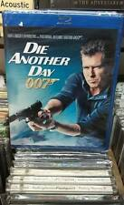 DIE ANOTHER DAY Blu Ray Movie JAMES BOND FREE 1ST CLASS SHIPPING!
