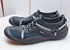J Sport Jambu Compass Women Black Vegan Fashion Slip On Sneaker Casual Shoes 10M