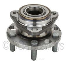 Wheel Bearing and Hub Assembly Front BCA Bearing WE60701