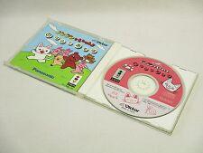 NONTAN TO ISSHO Nohara de Asobo Item Ref/cbc 3DO Real Panasonic Japan Game 3d