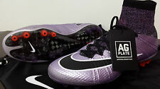 "NIKE Mercurial SUPERFLY AG-R Acc Uk10.5 New Football Boots Size Eu45.5 ""Julia's"""
