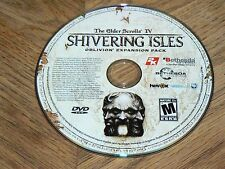 The Elder Scrolls IV Shivering Isles Expansion for Oblivion PC DVD-ROM Bethesda