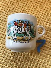 More details for vintage widecombe fair tom pearse cup tams england