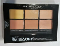BUY 1, GET 1 AT 20% OFF (add 2) MAYBELLINE Master Camo Color Correcting Kit