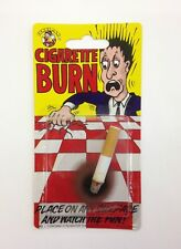 PRANK FAKE LIT CIGARETTE BURN TRADITIONAL HILARIOUS CLASSIC JOKE PRANK J80