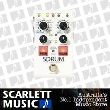 Digitech SDrum Strummable Drum Band Creator Effect Pedal *BRAND NEW*