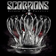 SCORPIONS - RETURN TO FOREVER  CD NEU