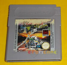 RACE DAYS Gameboy Game Boy Versione Europea ○○○○○ SOLO CARTUCCIA