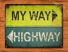Image result for my way or the highway
