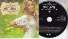 SHERYL CROW Feels Like Home 2013 UK 12-track promo CD