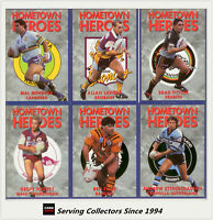 1994 Dynamic Rugby League Series 1 Hometown Heroes set(16) RARE & POPULAR