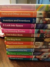 Childcraft Lot of 10 Books & Lot of  13 Annuals