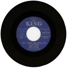 """Eddy Jacobs """"Pourquoi ne pas vous Make Up Your Mind"""" Northern Soul/r&b"""