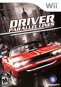 Driver: Parallel Lines - Nintendo  Wii Game