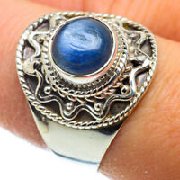 Kyanite 925 Sterling Silver Ring Size 8.25 Ana Co Jewelry R41485F