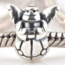 Angel Guardian Charm Bead 925 Sterling Silver