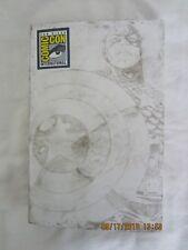 """Marvel Universe CAPTAIN AMERICA SDCC 3.75"""" Action Figure"""