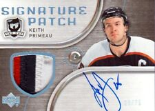 05-06 The Cup SIGNATURE PATCH xx/75 Made! Keith PRIMEAU - Flyers