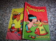 TOPOLINO LIBRETTO N.96 ORIGINALE MONDADORI DISNEY 1954 MB/OTTIMO CON BOLLINO