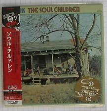 THE SOUL CHILDREN - Genesis JAPAN SHM MINI LP CD OBI NEU! UCCO-9549