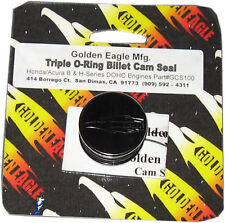 Golden Eagle GCS100-B  Honda Acura B H Series Cam Seal BLACK B16 B18 B20 H22