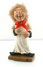 POSSIBLE DREAMS Vintage Church Choir Director/Singer Christmas Figure