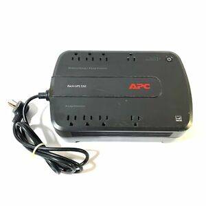 APC BE550G Back-UPS ES Battery Backup + Surge Protection 550VA 330W (No Battery)