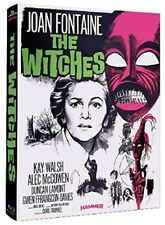 Mediabook The Witches - Devil Dance to Mitternacht Hammer LTD Blu-ray A