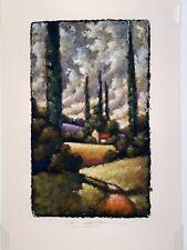 Doug Hunt Original Oil Painting