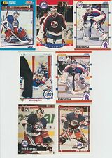 20 + Different BOB ESSENSA cards lot 2 RC 1990 - 1995 Jets Red Wings