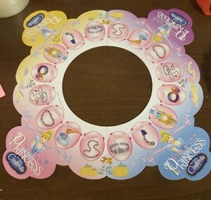 2005 DISNEY PRETTY PRINCESS CINDERELLA BOARD REPLACEMENT PARTS FREE SHIP