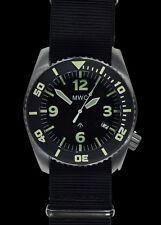 """MWC """"Depthmaster"""" 1000m Water Resistant Divers Watch Quartz 100ATM/12/SS/QZ"""