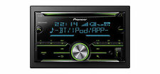 Pioneer FH-X730BT Autoradio 2 DIN con lettore CD-USB Bluetooth ingresso Aux-in