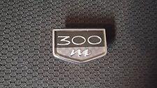Chrysler 300 M Fender Emblem OEM 04805287A