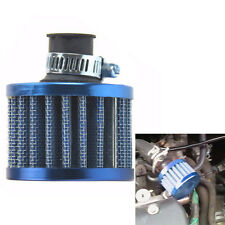 12mm Blue Car Motor Cold Air Intake Filter Turbo Vent Crankcase Breather Sales