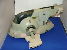 Slave 1 C8.5+ Incomplete Vehicle  Vintage Star Wars