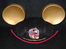 Disney D 23 Expo Mickey Mouse Ears Hat 2011 New