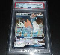 PSA 10 GEM MINT Cobalion GX 106/181 SM Team Up HOLO RARE Pokemon Card
