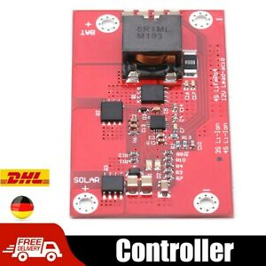 5A MPPT Solarpanel Controller 4S Lithiumbatterie Ladetafel Modul Lademodul DHL