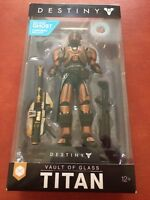 TITAN Destiny Vault of Glass Action Figure - includes Ghost - NEW! McFarlane Toy
