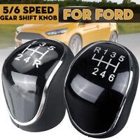 5 Marce Pomello Leva Del Cambio per Ford Mondeo Mk4 07-11 Focus Mk2 07-11 MK3