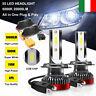 2 pezzi 55W Canbus H7 20000LM Auto LED Fari Luci Lampadine Kit Xeno Bianco 6000K