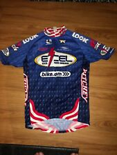 Giordana Mens Cycling Jersey Look Excel Sports Boulder Size Medium