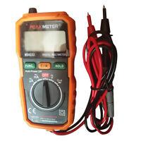 HYELEC MS8232 Multimètre numérique portable à plage automatique LCD DMM Mise